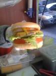 Mmm... cheeseburger...