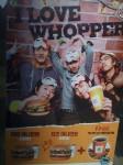 Koreans Love Whopper